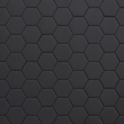 Hexagon Black Swan mosaikk