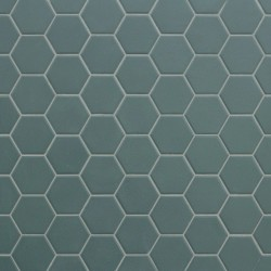 Hexagon Green Echo mosaikk