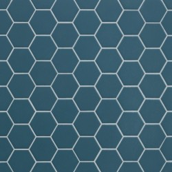 Hexagon Ocean Wave mosaikk