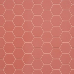 Hexagon Cherry Pie mosaikk