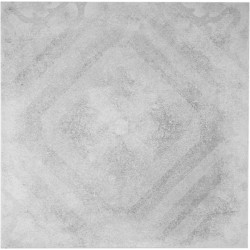 Betonepoque White-Grey Louise 20x20