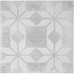 Betonepoque White-Grey Sarah 20x20
